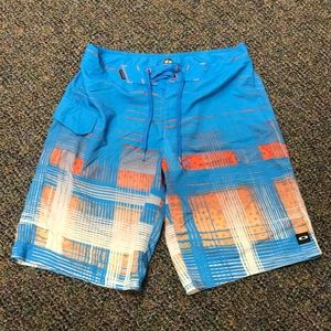 Men's Oakley swim trunks